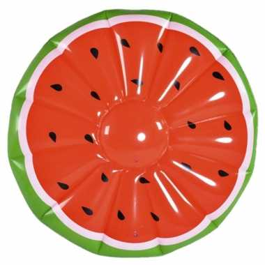 Opblaasbare zwembad watermeloen 148 cm