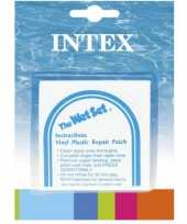 Intex reparatie pleisters 6 stuks